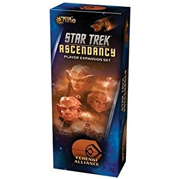 Star Trek Ascendancy-Ferengi Expansion
