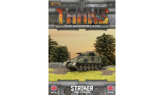 British Striker/ Milan MCT Tank Expansion