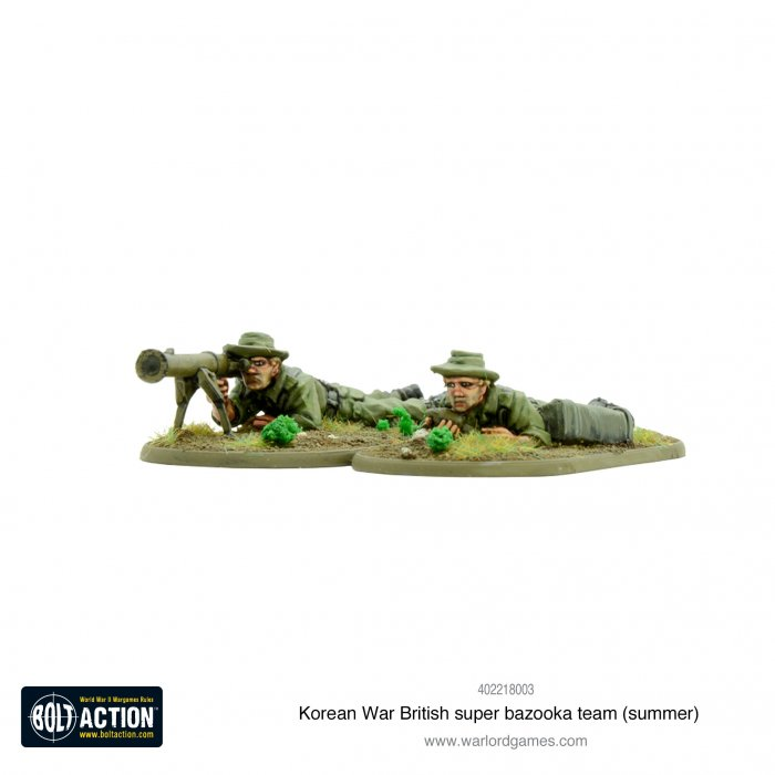 British Super Bazooka Team