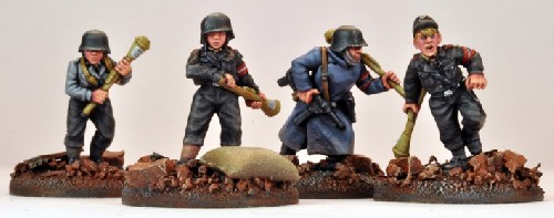 Hitler Youth Anti-tank Team