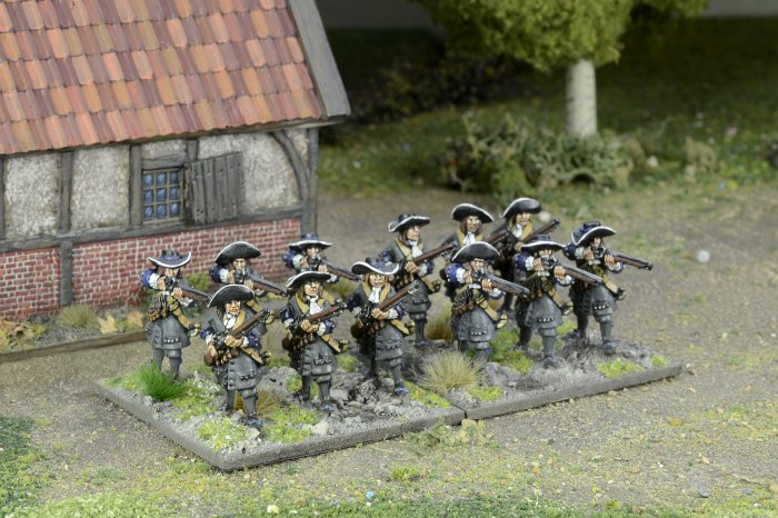 Pikeman's Lament Dutch Musketeer Unit