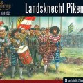 Photo of Landsknechts Pikemen (plastic) (202016001)