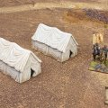 Photo of Western style military tents big (TER-23)