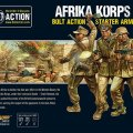 Photo of Bolt Action - Afrika Korps Starter Army (402612001)