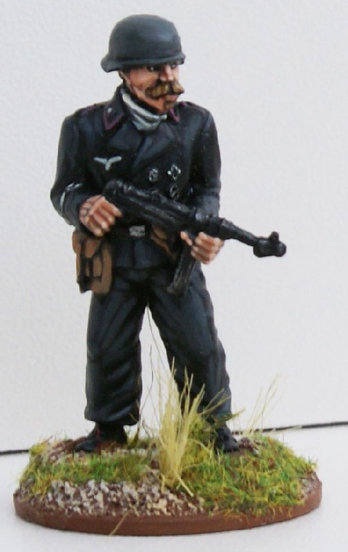 The Old 'Un, German Army Deserter