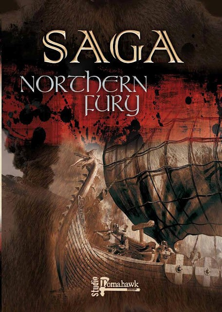 Northern Fury - Source book for Saga