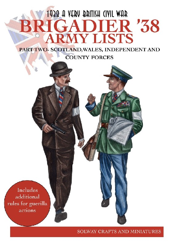 Army lists for Brigadier 38. Part Two