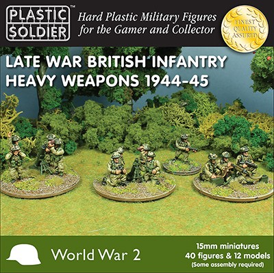 15mm Late War British heavy weapons