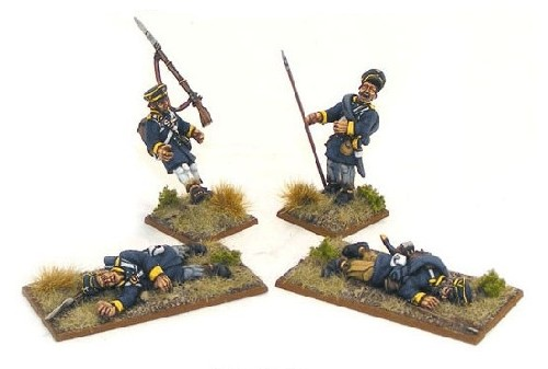 Prussian Landwehr Casualties