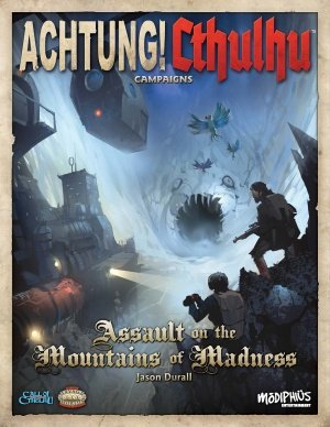 Achtung Cthulhu: Assault on the Mountains of Madness