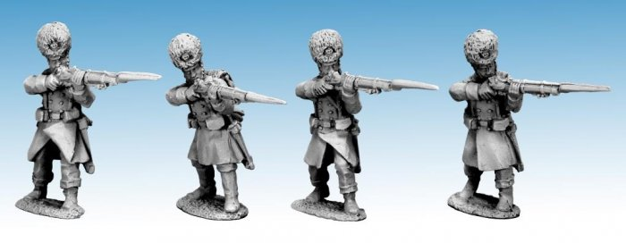 Danish Livgarde Infantry.
