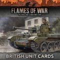 Photo of FOW: British Unit Cards (FW130b)