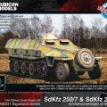Photo of SdKfz Expansion - 250/7 & 251/2  (RU-280043)