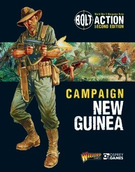 Bolt Action - Campaign New Guinea