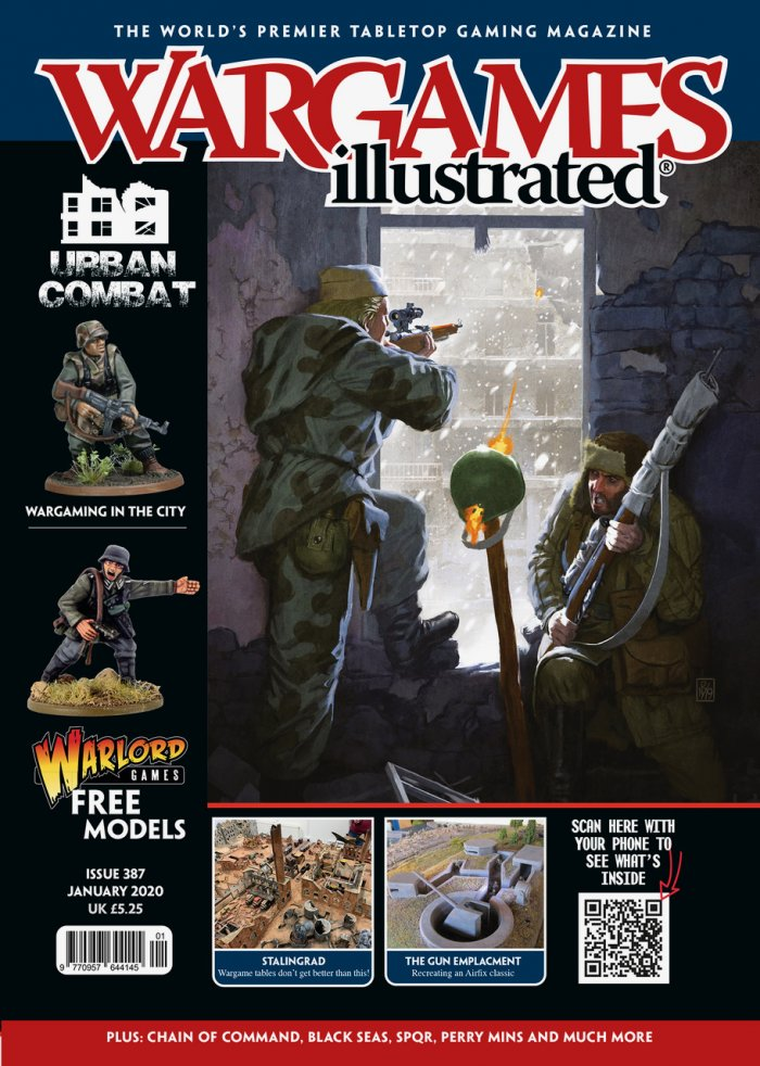 Wargames Illustrated 387