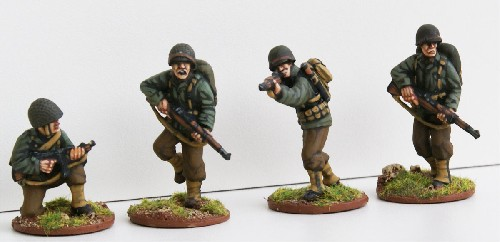 US Infantry Riflemen I