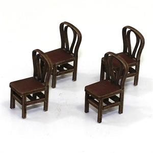 Bentwood Back Chairs