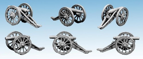 7 Pounder Mountain Gun.