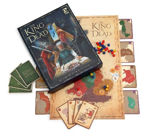 The King Is Dead (Board Game)