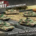 Photo of Abrams Tank Platoon (TUBX08)