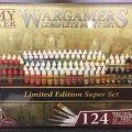 Photo of Army Painter Wargamers Complete Paint Set (AP-WP8022)