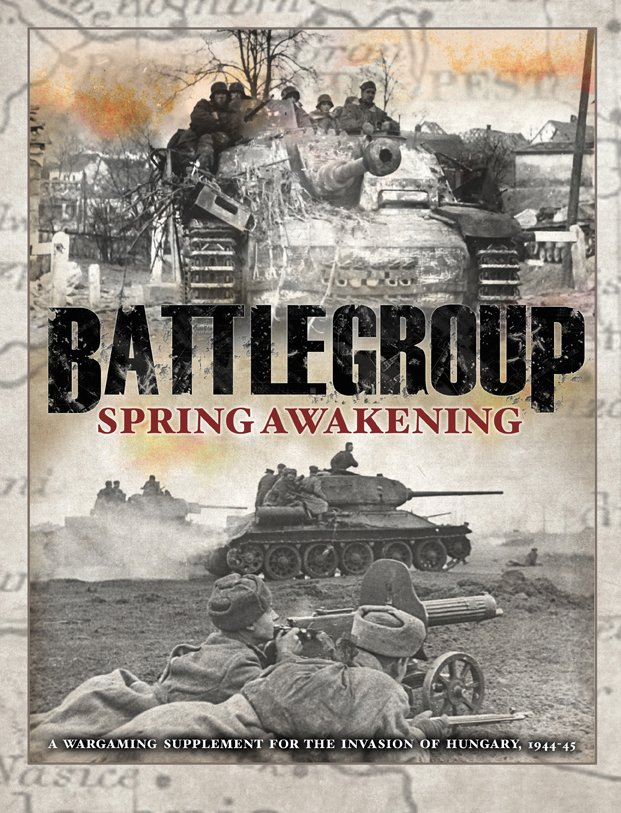 Battlegroup Spring Awakening and Hungary