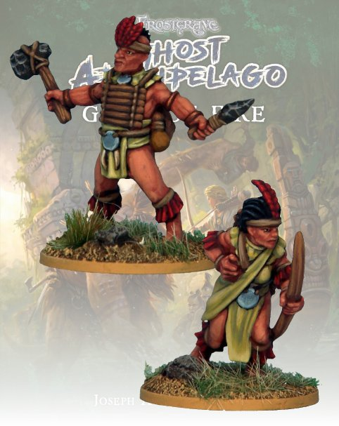 Tribal Tomb Robber & Scout