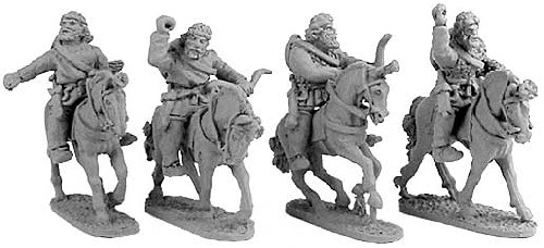 Persian Colonist Cavalry with Fillets