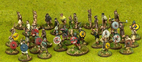Starter Army - Welsh