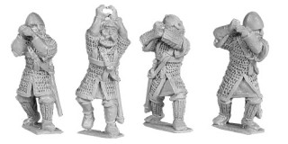 Varangian Guard with Axes (Hearthguard for SHVA01)