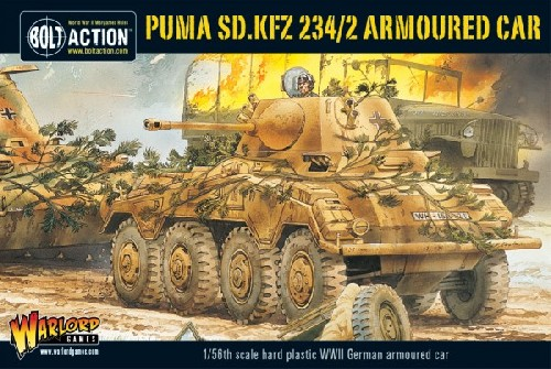 Puma Sd.Kfz 234/2 Armoured Car