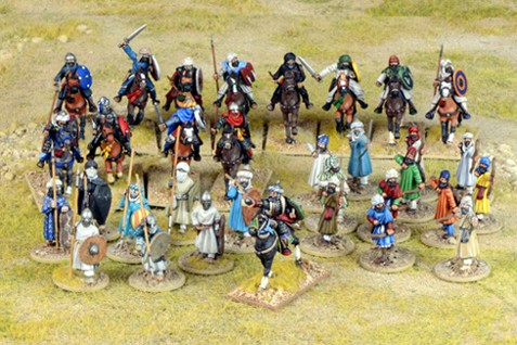 Moors. 4 point Starter Warband
