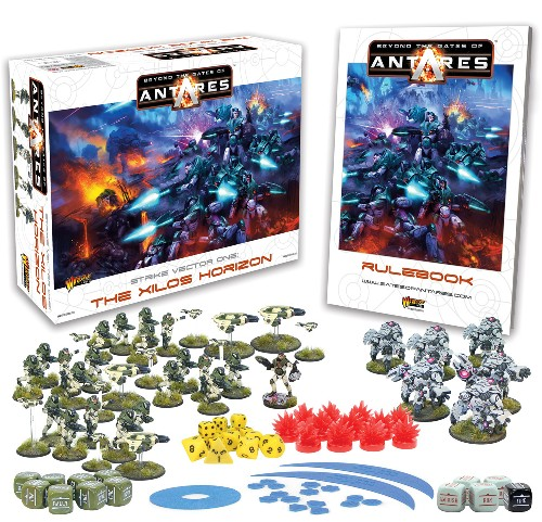 Beyond the Gates of Antares Starter Set (Launch Edition)