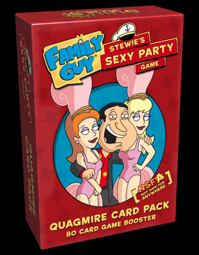 Family Guy: SSP - Quagmire Card Pack