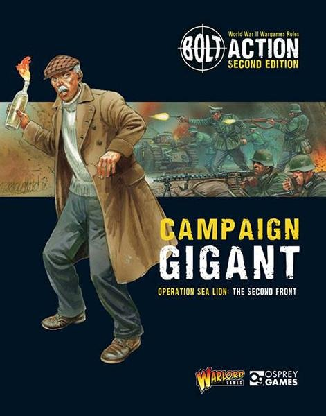 Bolt Action - Operation Gigant