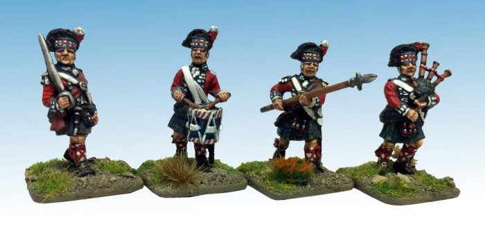 Highland Fencibles Command