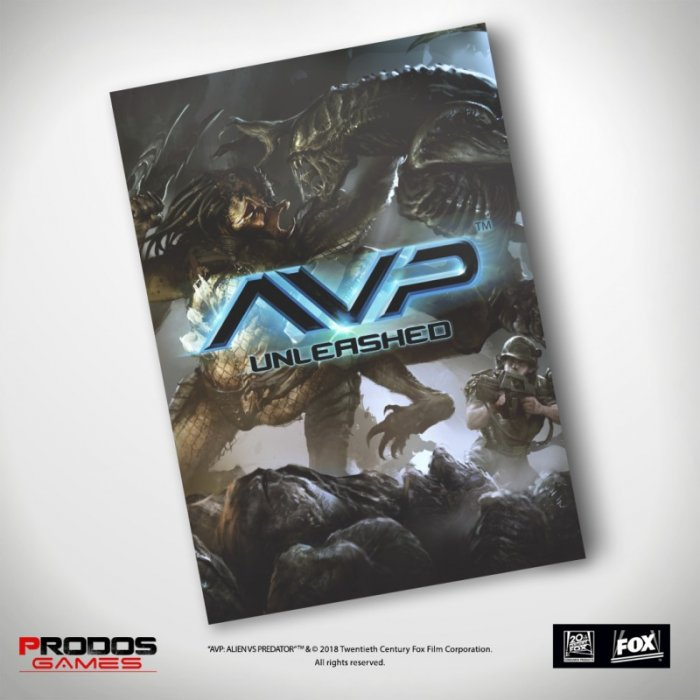 AVP Unleashed - Tabletop Rules