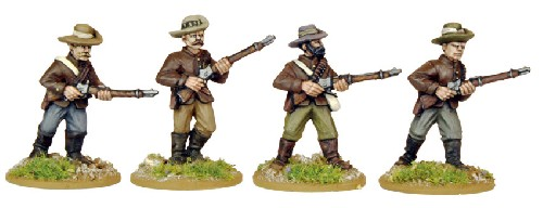 BSAC Troopers with Rifles II