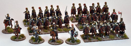 The Charge of the Light Brigade.