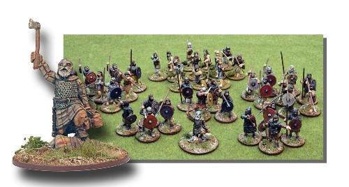 Scots Warband (6 points)