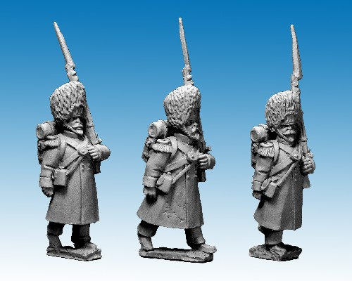French Guard Grenadier Advancing