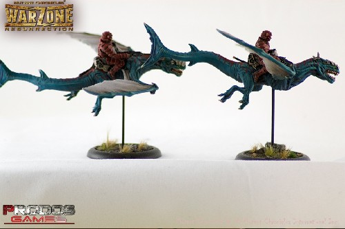 Kunshu Dragonriders