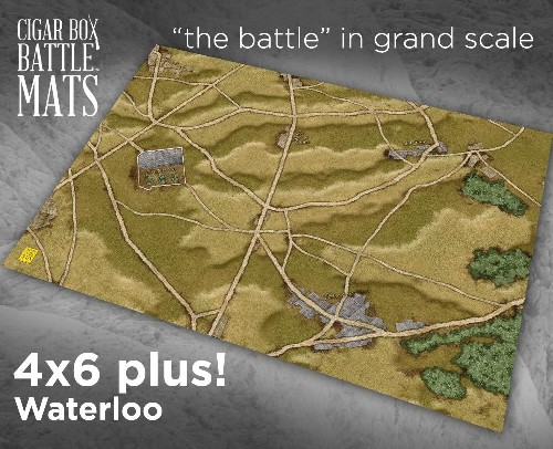 WATERLOO BATTLE MAT