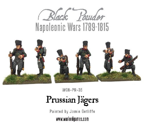 Prussian Jagers