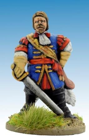 D'Artagnan-Musketeer Captain