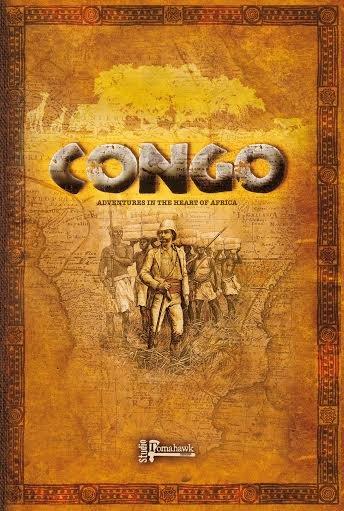 Congo -  Studio Tomahawk
