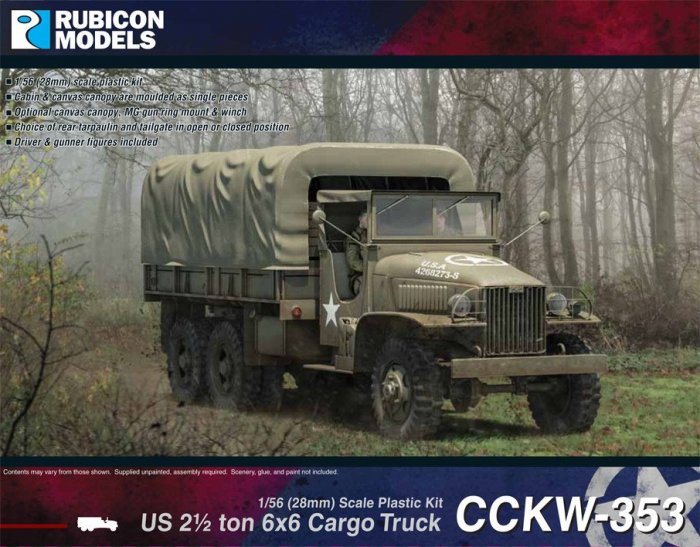 US Truck CCKW‐353 (GMC)