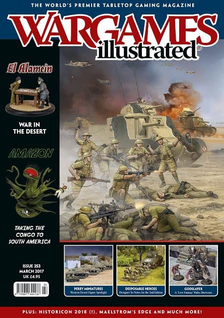 Wargames Illustrated 353