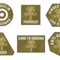 Photo of Afrika Korps Tokens (x 20) (GE901)