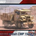 Photo of British CMP 15cwt Truck (RU-280056)